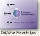 Exhibition Multimedia and Video- Basingstoke, Hampshire